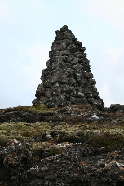 Varða við Alfaraleiðina