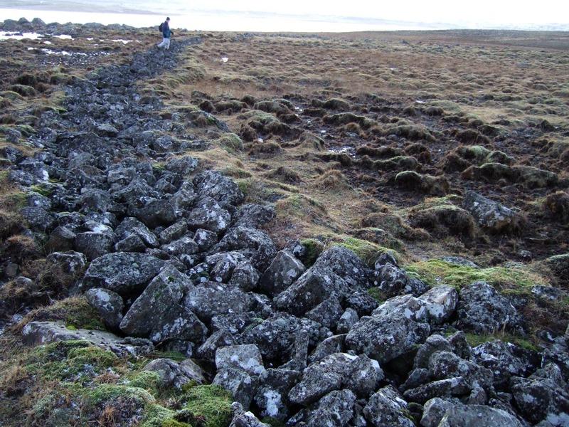 Túngarðurinn við Niðurkot