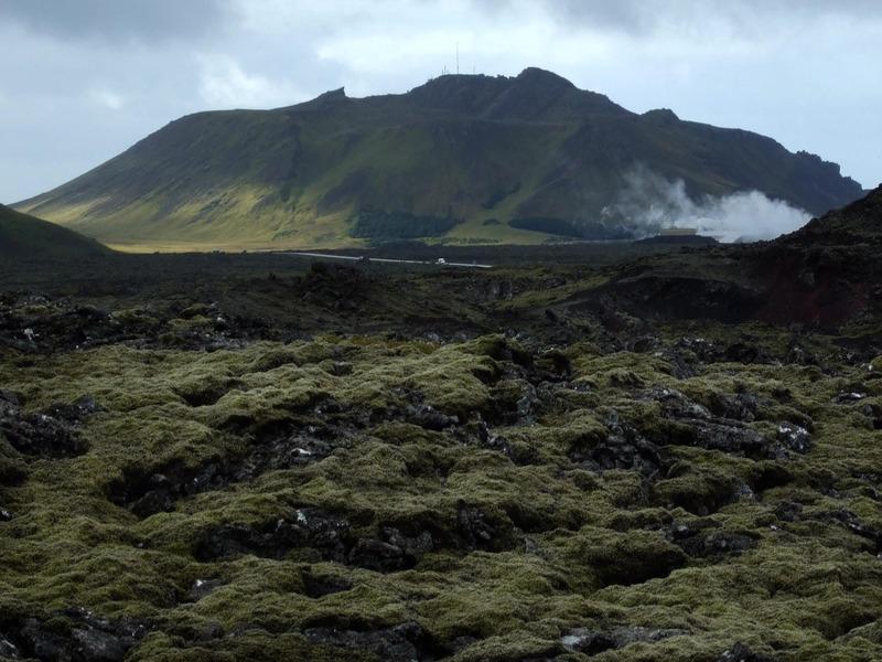 Þorbjörn kallast á við Arnarsetur