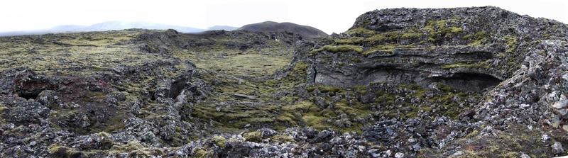 Arnarsetur - hrauntröð