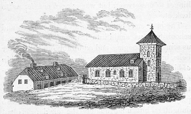 Bessastaðir 1934