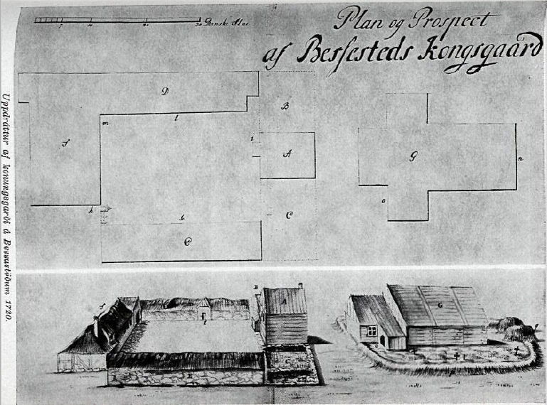 bessastadir 1720