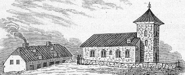 Bessastaðir fyrrum