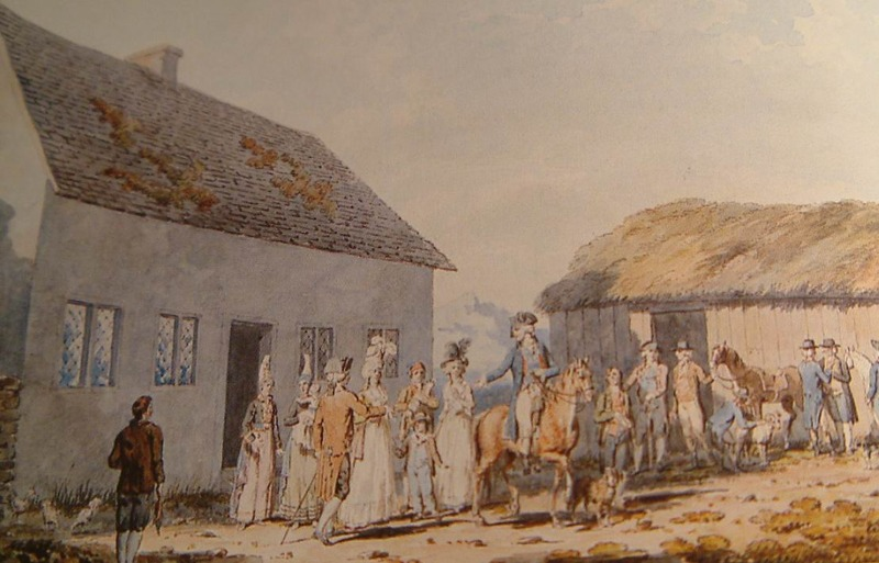 Bessastaðir 1789