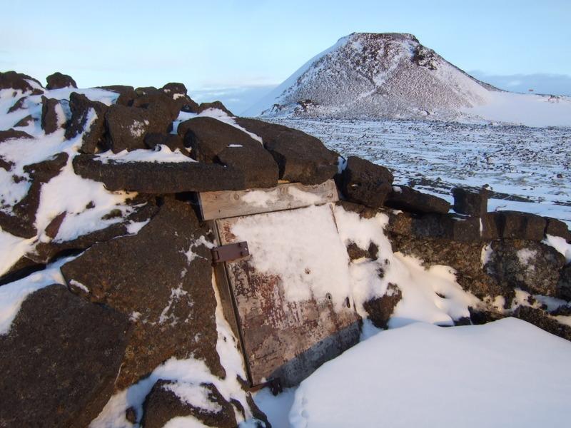 Skjól við Þríhnúka