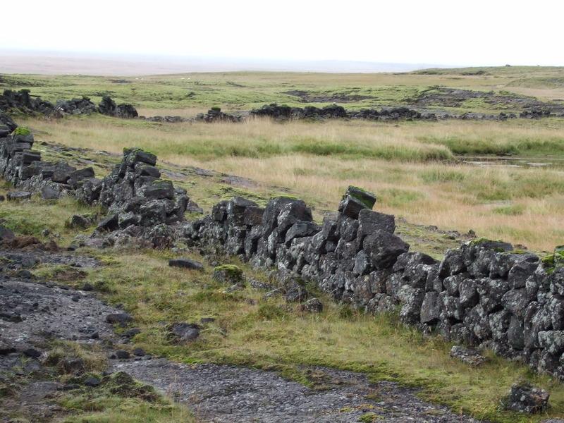 Garður vestan Draugatjarnar