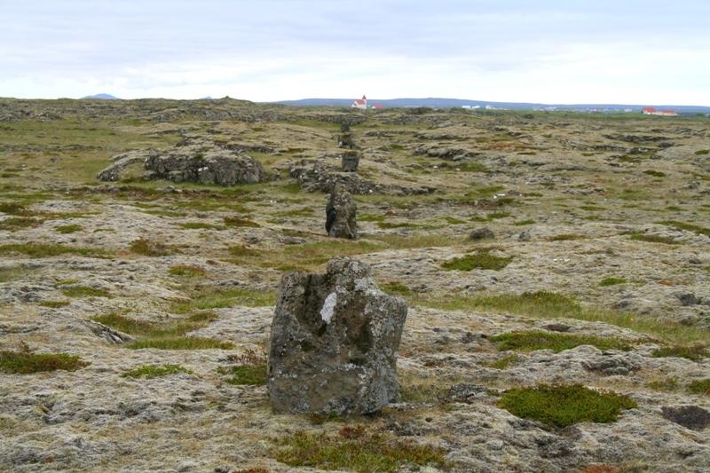 Stórgripagirðing