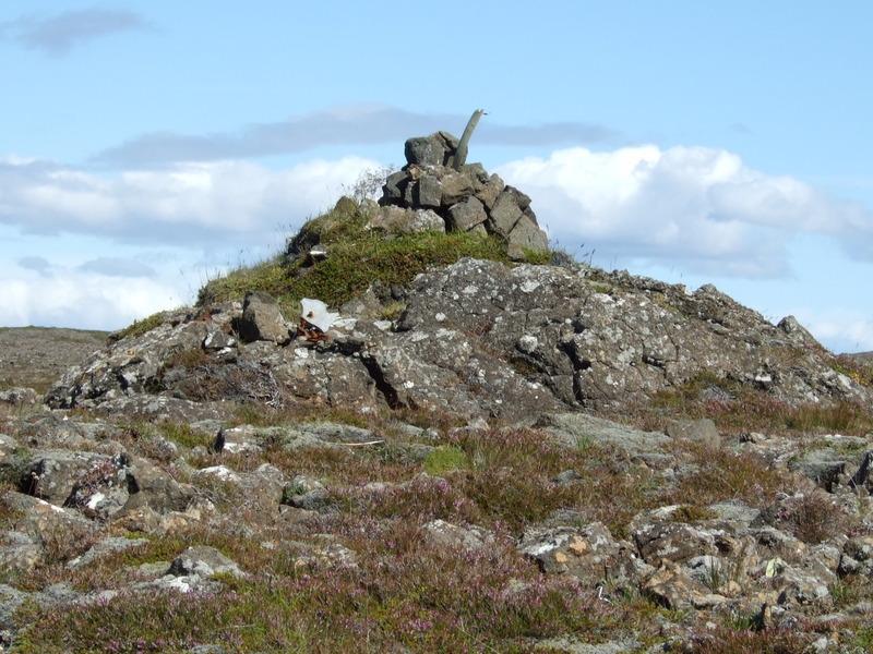 Kennileiti í Breiðagerðisslakka
