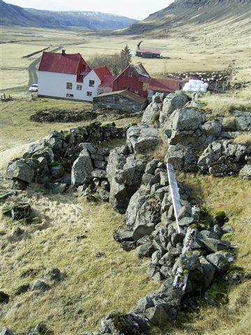 Ingunnarstaðarétt í Brynjudal