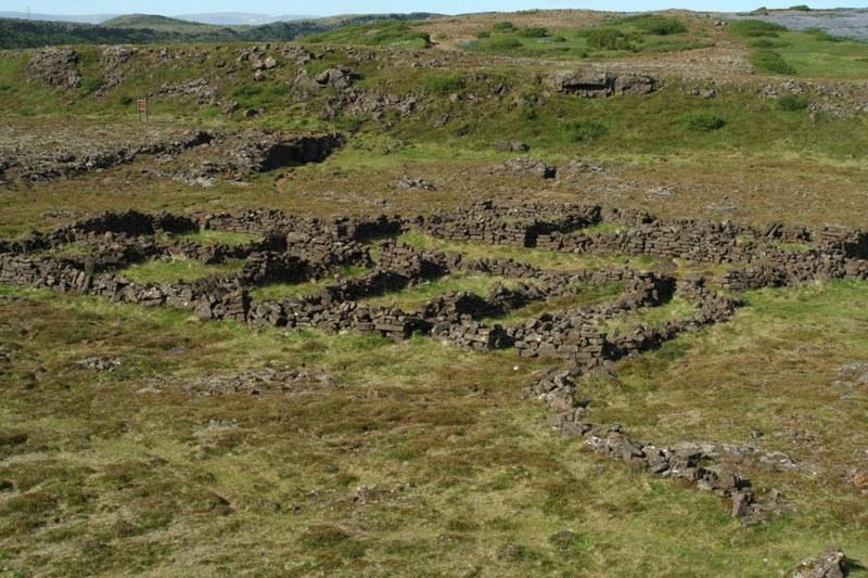 Mannvirki í Búrfellsgjá