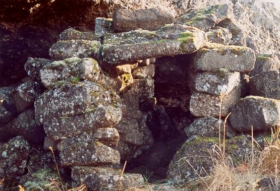 Ummerki í Búrfellsgjá