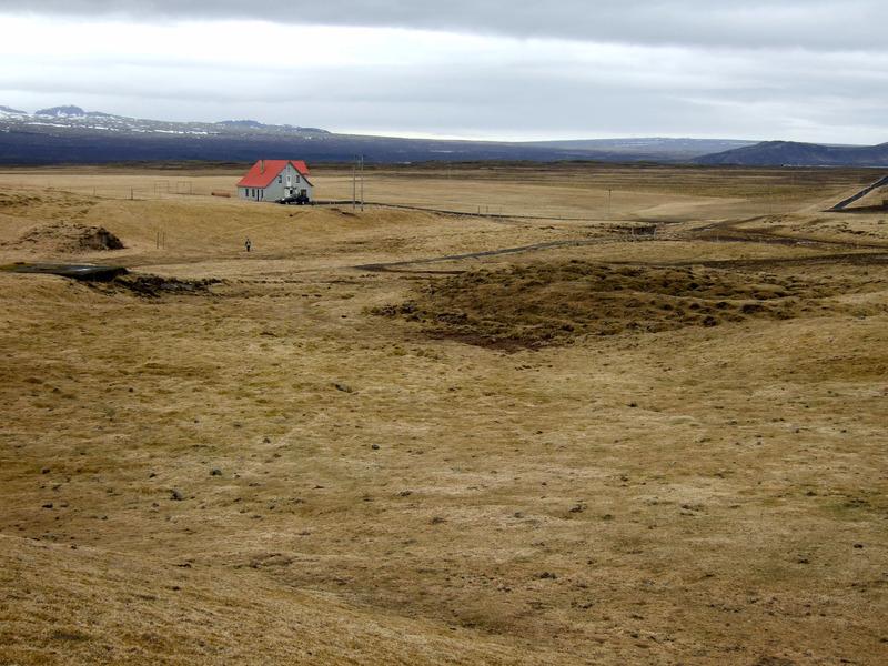 Brúsastaðir - Hof