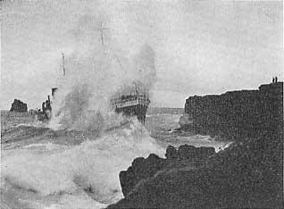 Clam á Strandsstað