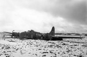 B-17 í Eldvörpum