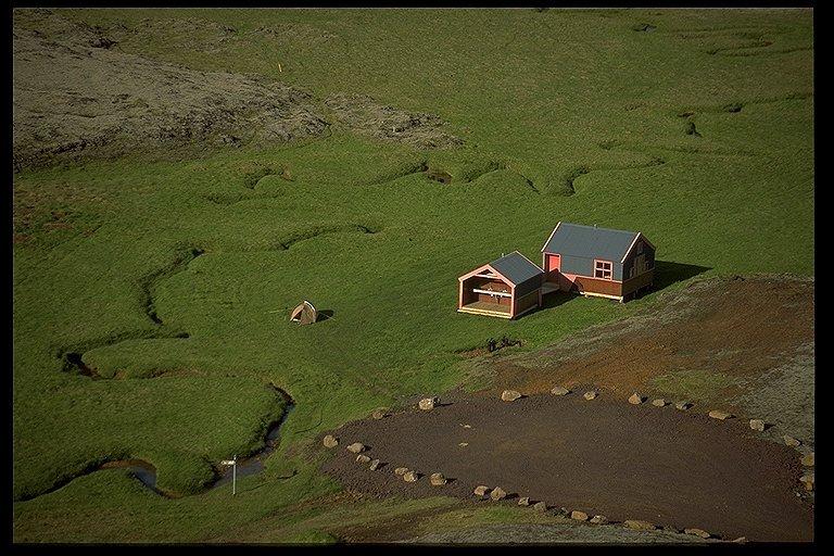 Skáli við Lækjarvelli