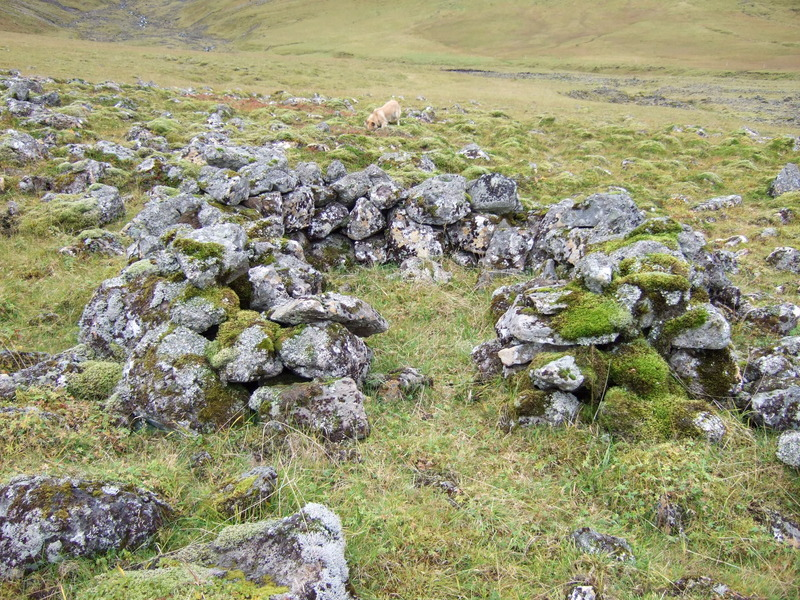 Önnur kví efst í Eilífsdal, Meðalfellsmegin