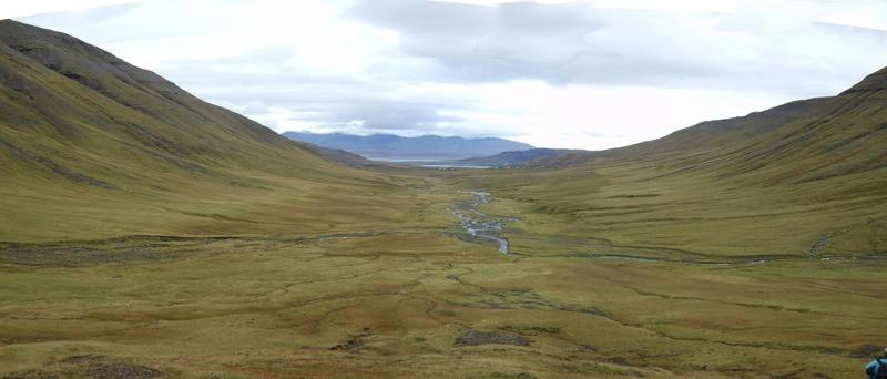 Eilífsdalur útverður