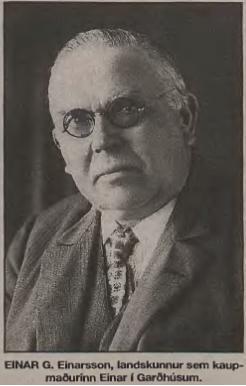 Einar G. Einarsson