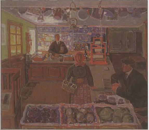 Gamla búðin 1961