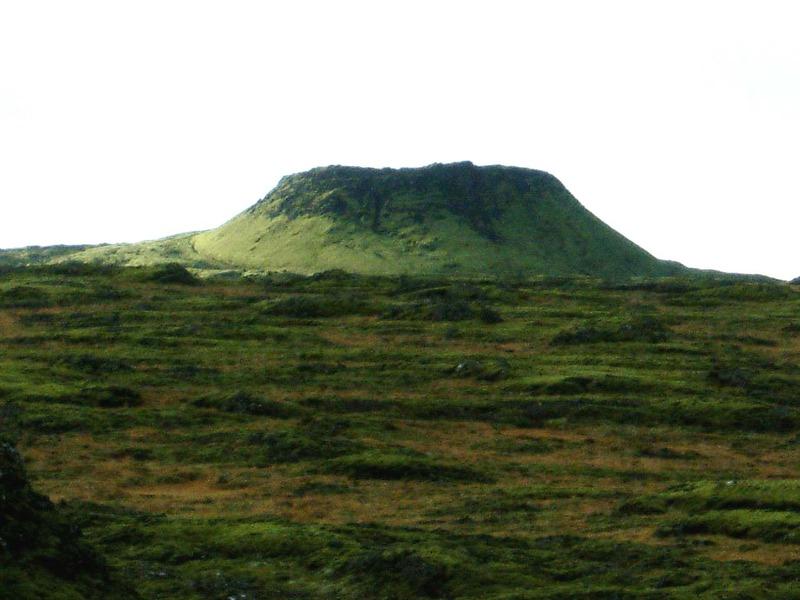 Eldborg við Grindavík