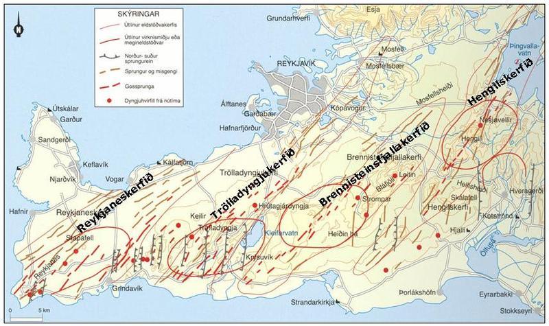Eldstöðvakerfin fjögur (ATG)