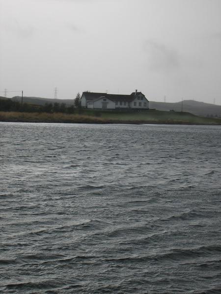 Elliðavatn og Elliðavatnsbærinn