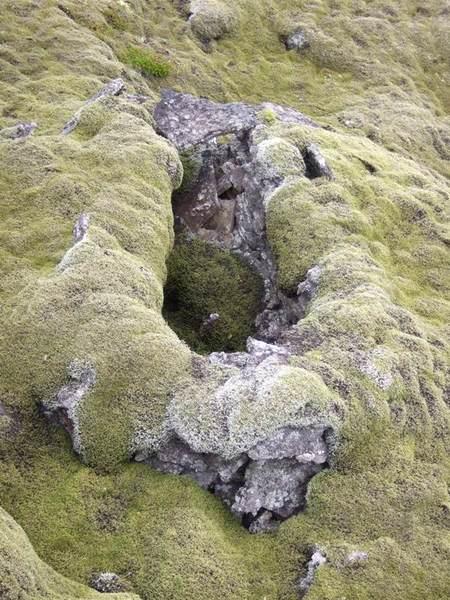 Dæmi um afskiptar menningarminjar á Reykjanesskaga