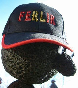 FERLIRshúfa - viðurkenning fyrir þátttöku