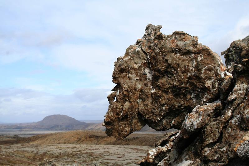 Hraunkarl, fæddur 190 árum f. Kr. á Reykjanesskaganum