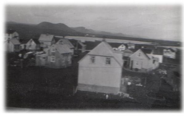 Í Grindavík