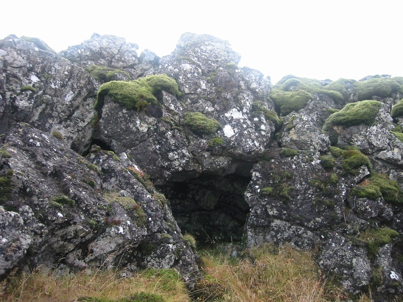 Skjól við Gömlu-þúfu