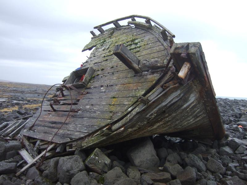 Flak Varðar ofan við Ála