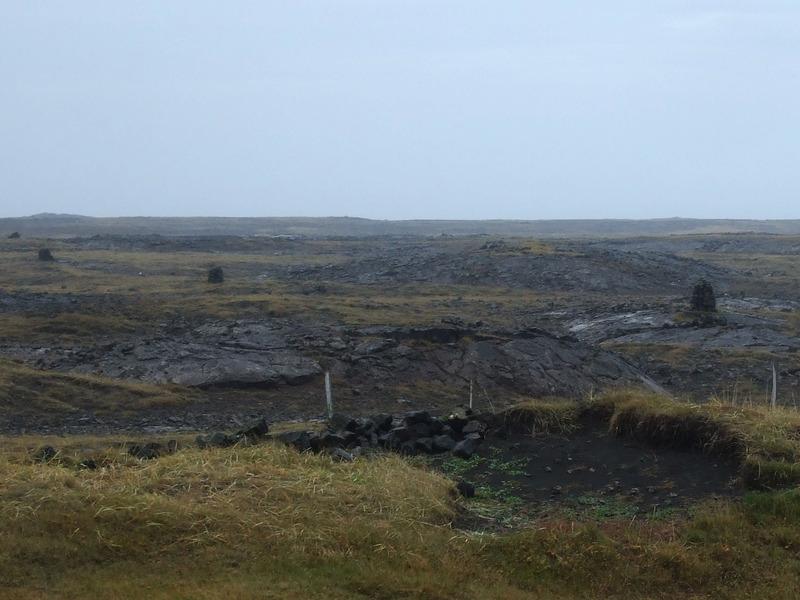 Varðaða gatan milli Selvogs og Þorlákshafnar