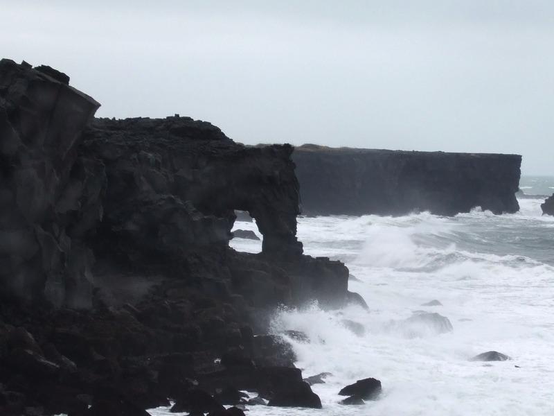 Í Keflavík
