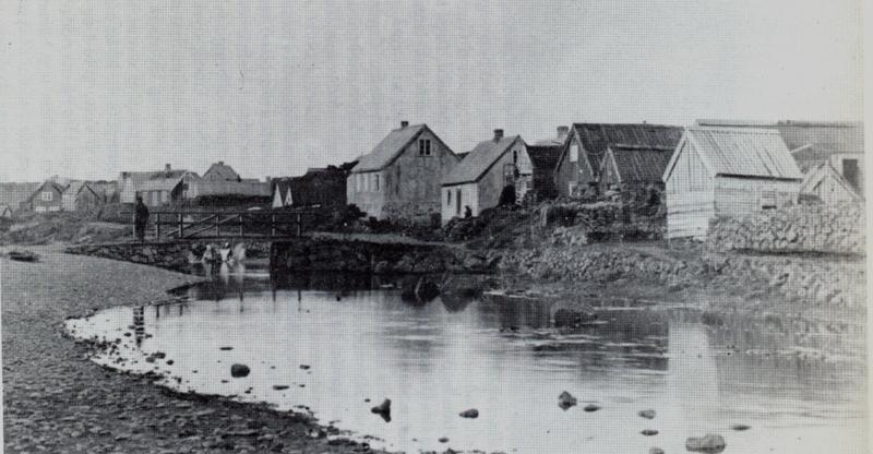 Hafnarfjordur 1890