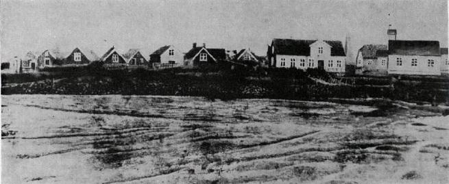 Hafnir eftir 1900