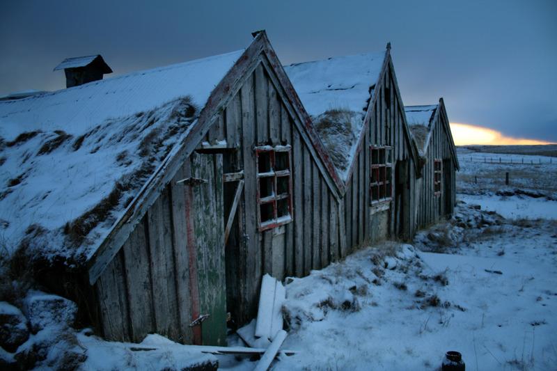 Hafurbjarnarstaðir