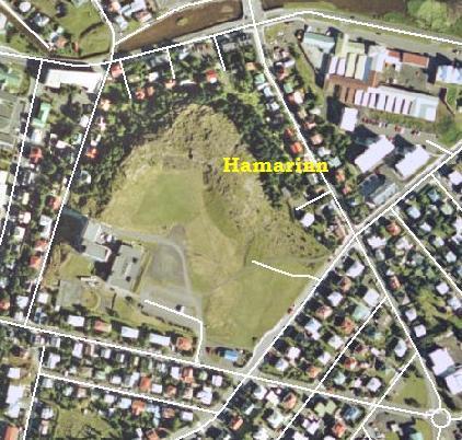 Hamarinn í Hafnarfirði