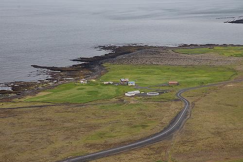 Hraun í Grindavík