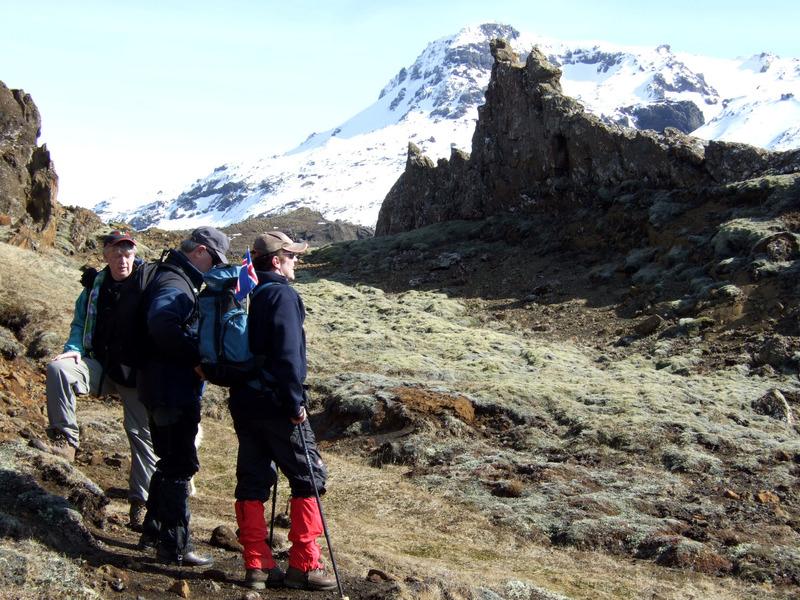 Engidalur ofanverður