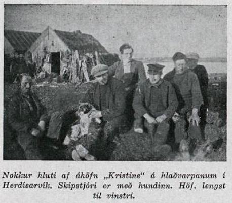 Herdisarvik 1930