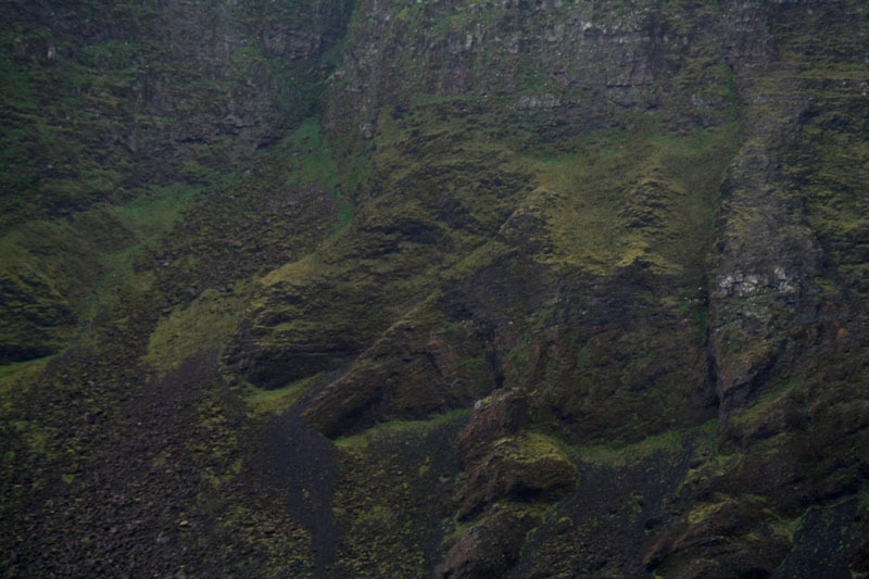 Bergmyndin í Herdísarvíkurfjalli
