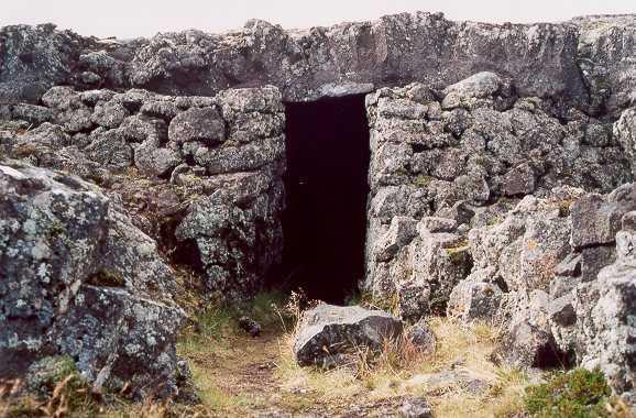 Hestshellir í Arnarseturshrauni