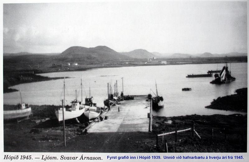 Hópið 1945
