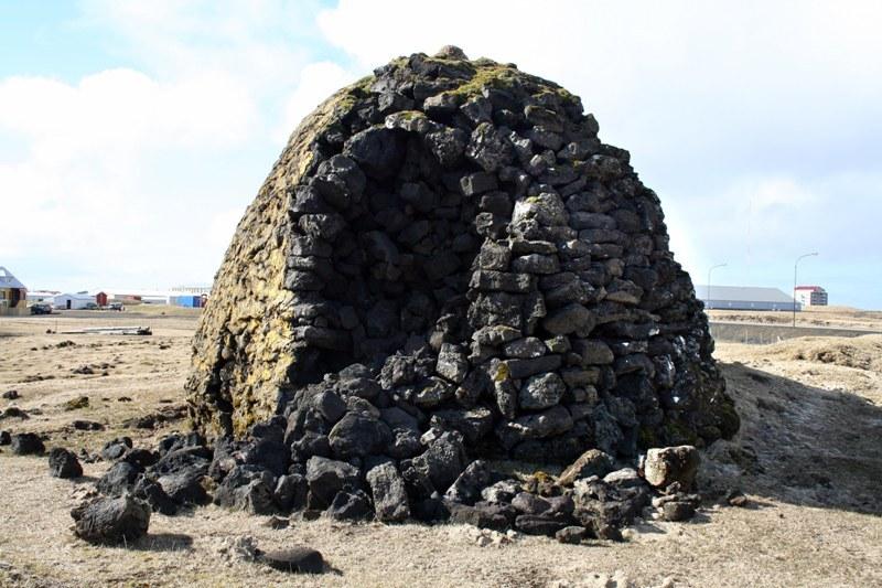 Efr-innsiglingarvarðan