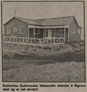 Hus Gudmundar