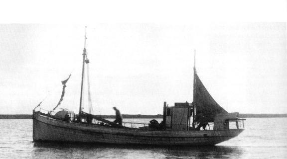 Hrönn GK 50 - 1935
