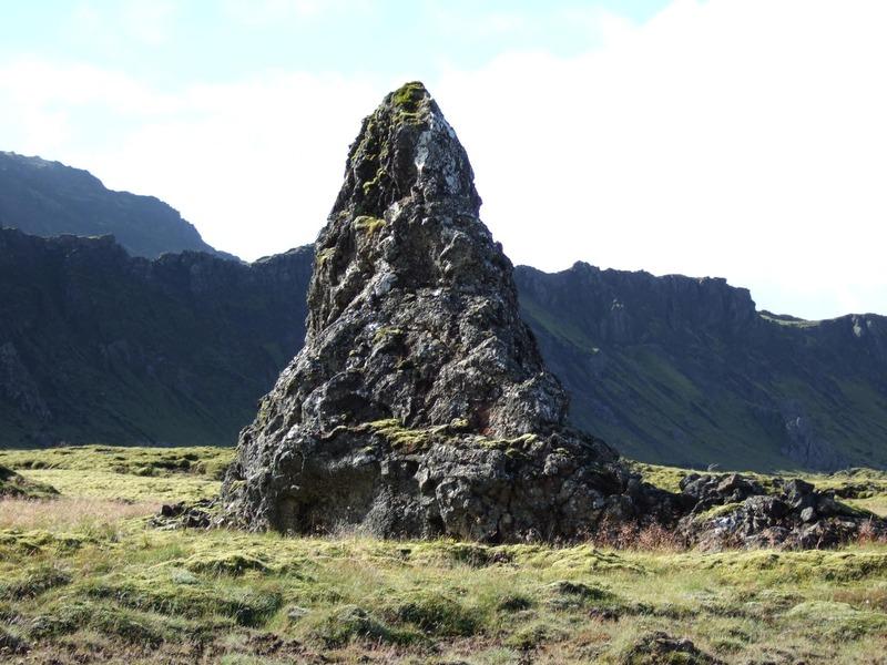 Undir Norðlingahálsi