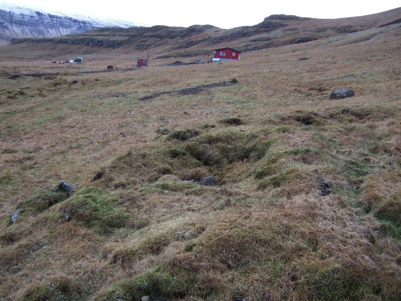 Tóft við Hurðarbak