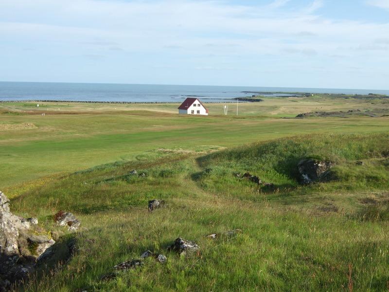 Harðhaus og Dalurinn ofan við Húsatóftir